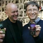 Bill Gates, J Allard