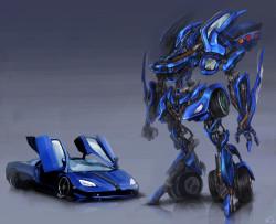 blurr transformers