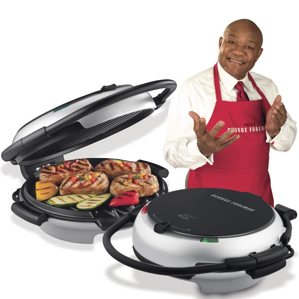 George Foreman Grill ~ George foreman grill the perfect indoor grilling