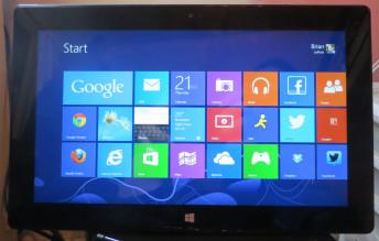 microsoft's tablet