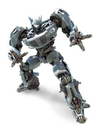 Autobot Transformer Jazz