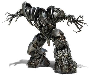 Lord Megatron.