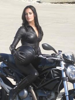 donna feldman motorcycle model