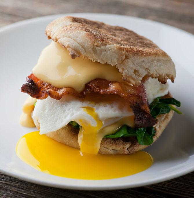 Breakfast Sandwich Maker for a Hearty Morning Meal
