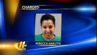 Rebecca Nakutis - the culprit