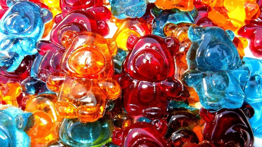 weird gummies