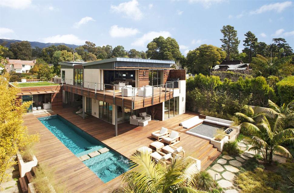 Multi level beach house plans