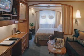 cabin on sea dream yacht