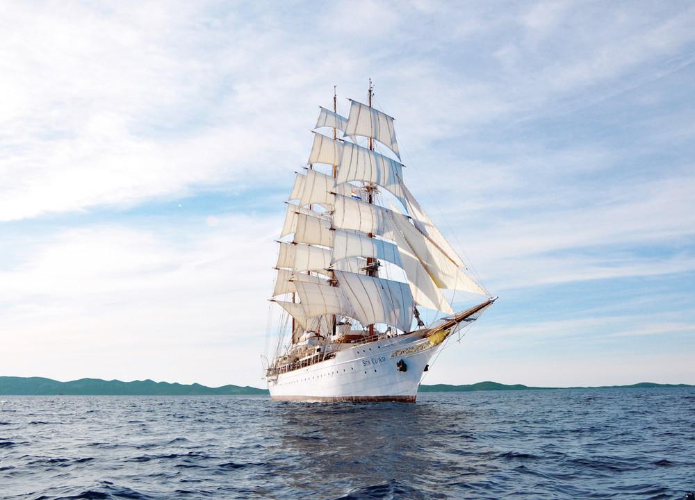 sea cloud ship