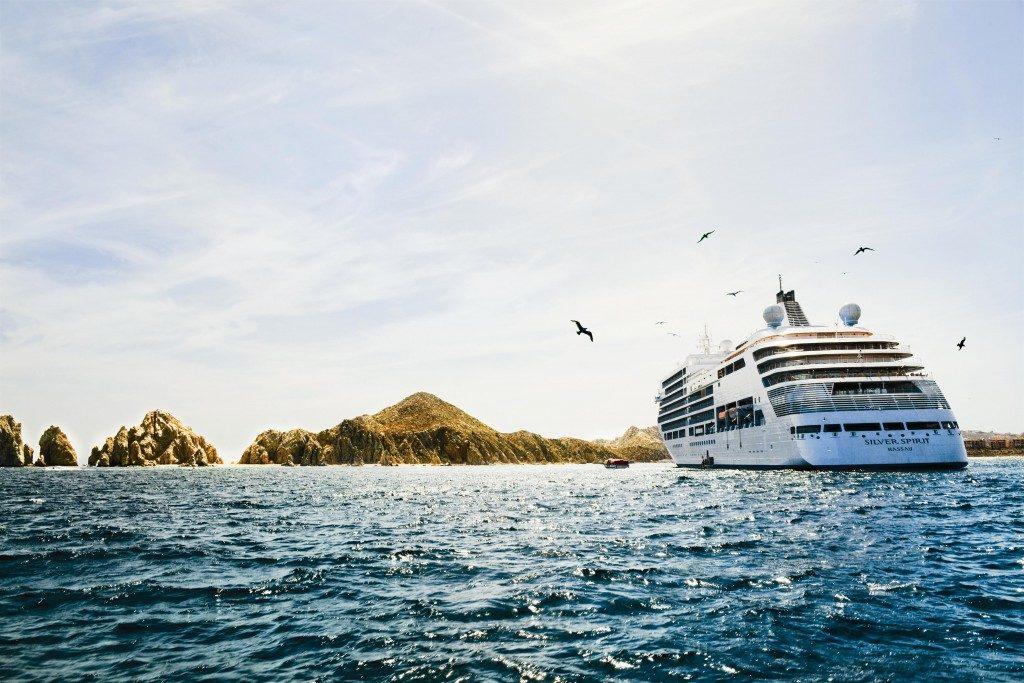 silver spirit cruise ship line