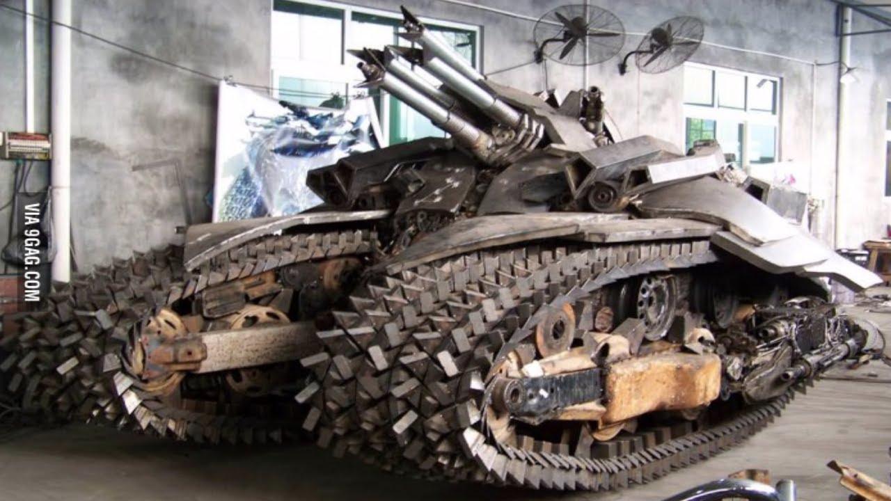 megatron cybertron tank